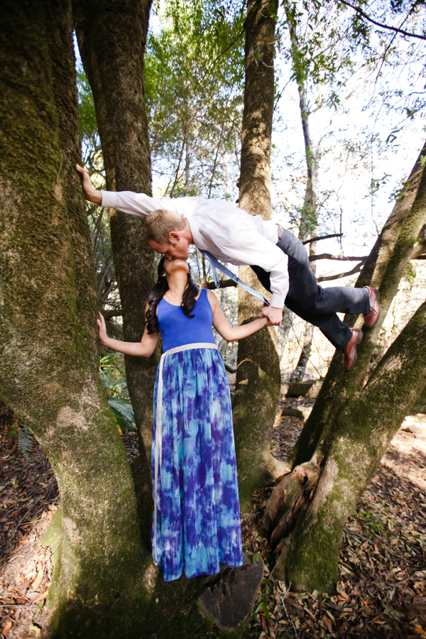 Muir Woods Engagement Photography | Renee & Brian