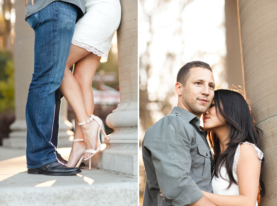 Golden Gate Park Engagement Photographer | Crystal & Gavin