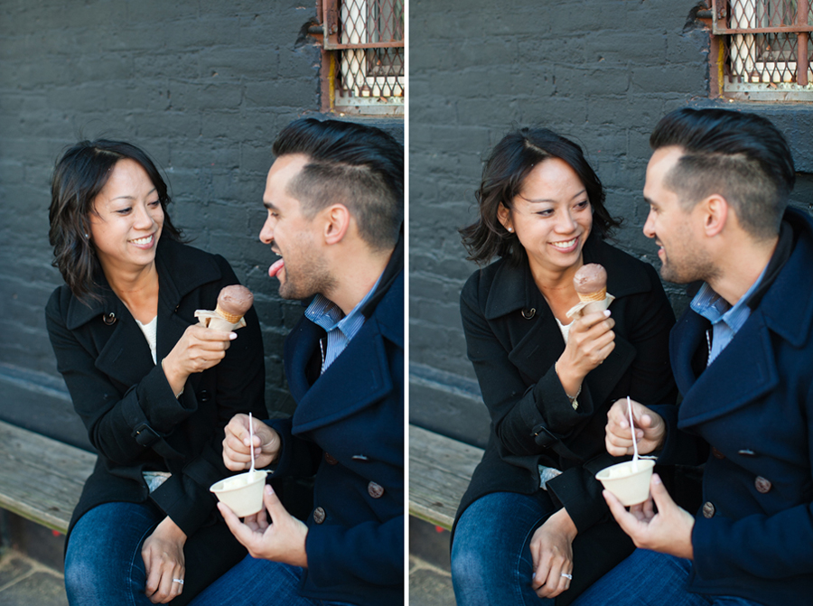 New York Engagement Session | Naomi & Nate
