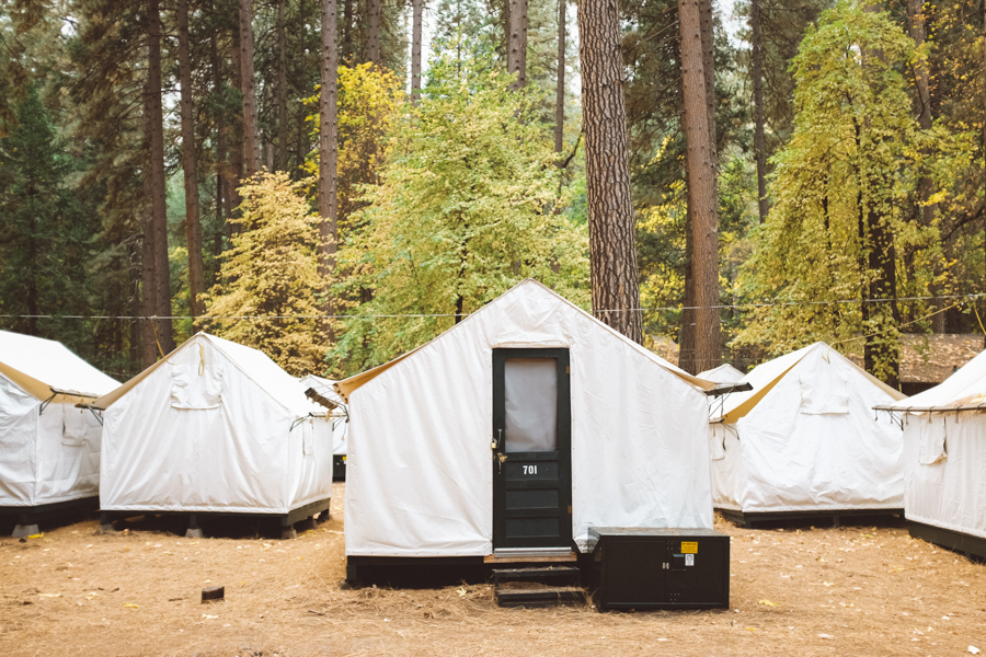 Yosemite National Park Glamping