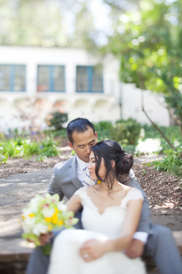 Mills College Wedding