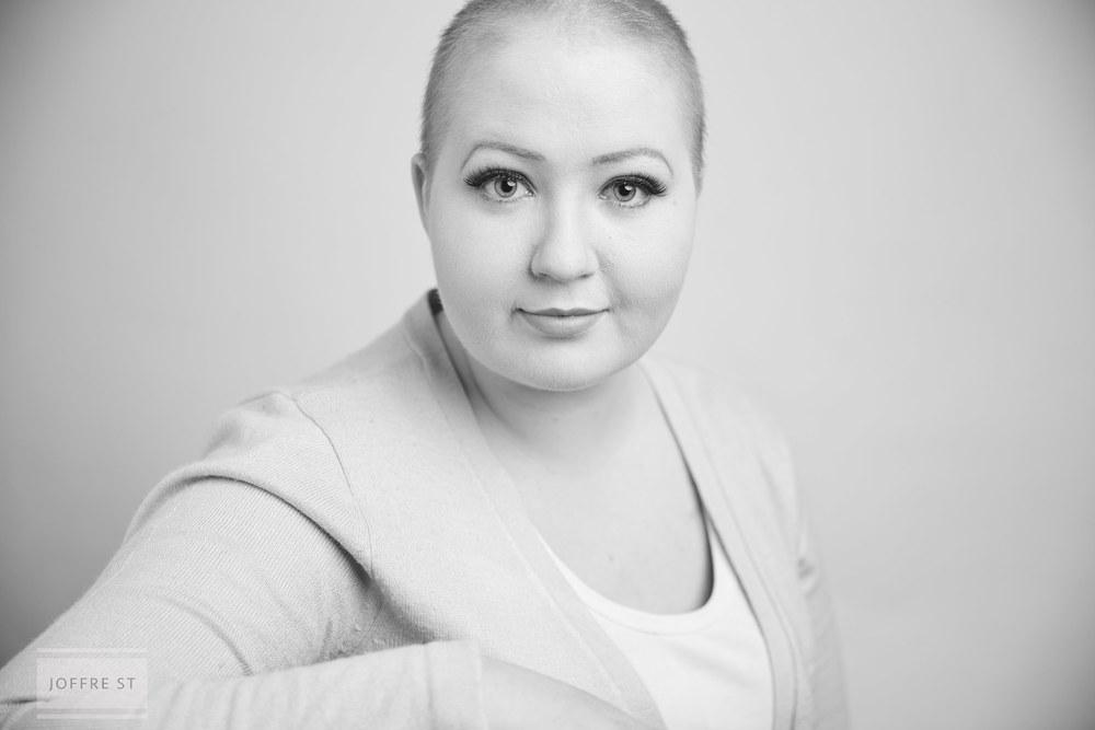 Рак так так лысая девчонка 6 фотография
