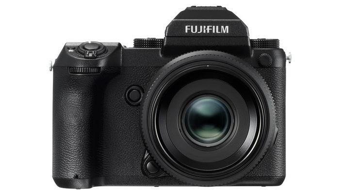 Fujifilm's Medium Format GFX 50S