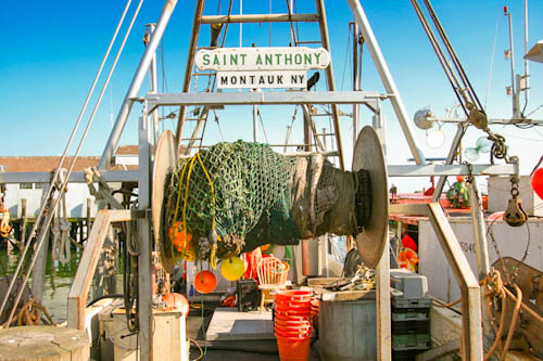 Commercial Fishing Industry