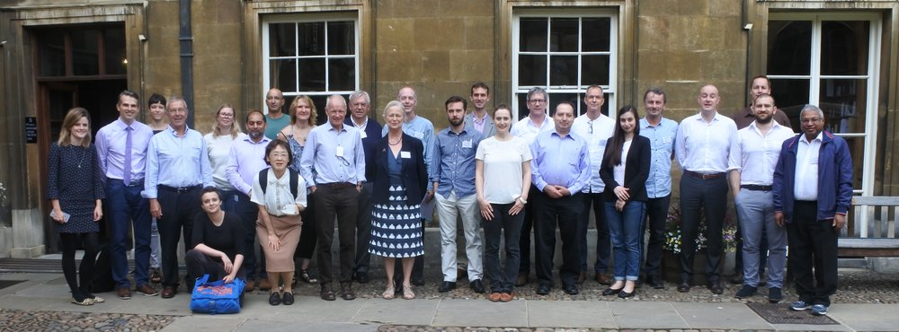 Delegates on the 2017 UK Semiochemistry workshop.