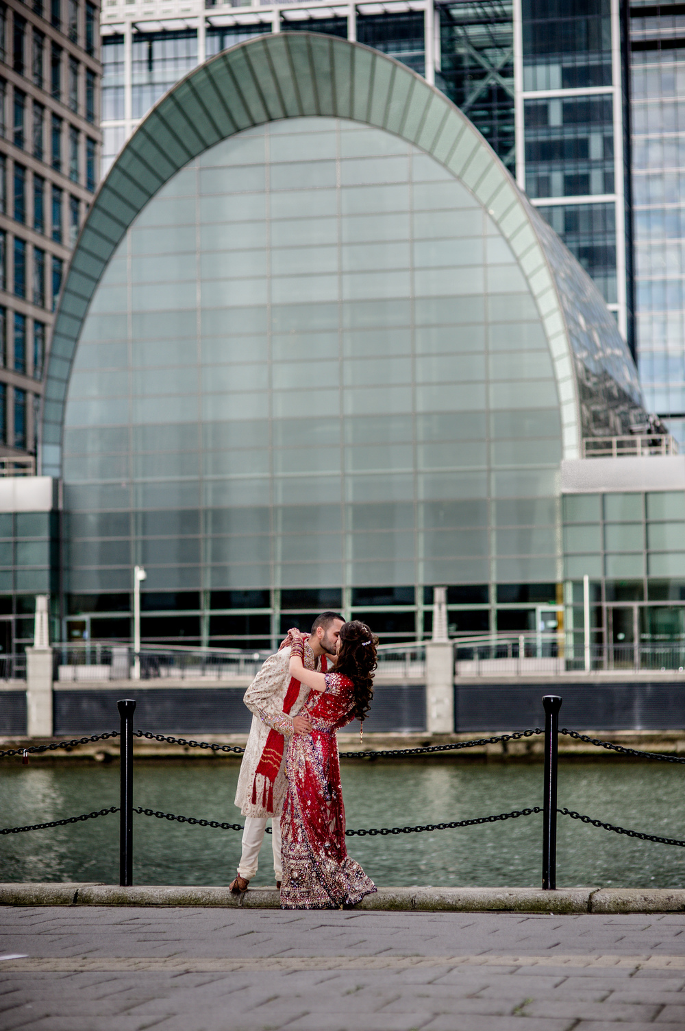 From Summer - London wedding at Canary Wharf   Superb communication, very professional, super prompt and more helpful than we could have imagined! Made everything run so smoothly and stress free! He was a great recommendation and his wife Emma was very helpful and so lovely!  Our guests commented on our wedding day and afterwords on how great and professional you both were...   More importantly you know your stuff and your work is incredible!   I think we will have wedding photos EVERYWHERE in our house ;)  Thanks again!  Mr & Mrs Bhalsod    From Umesh:    David and his wonderful wife Emma not only met our expectations but by far exceeded them. We felt so proud to have these lovely people take our photographs for our wedding day. They made us feel so relaxed and were always on hand to help, not only as photographers but as genuine, caring people. You guys helped make our day that extra bit special and we will certainly be in touch in the future to help us create more wonderful memories. Would we recommend David for your wedding? In a heartbeat.