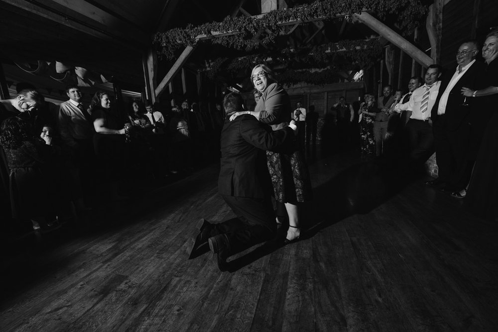 Wellington barn wedding Photography