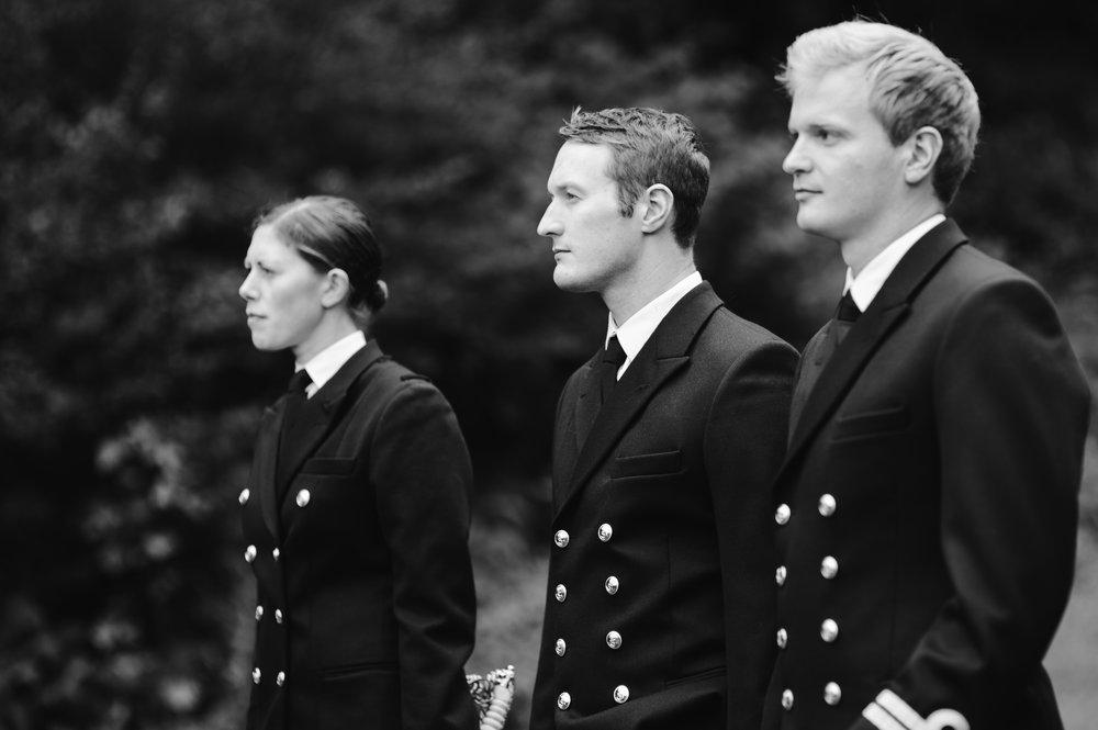 Stourhead weddings with Ben and Simon