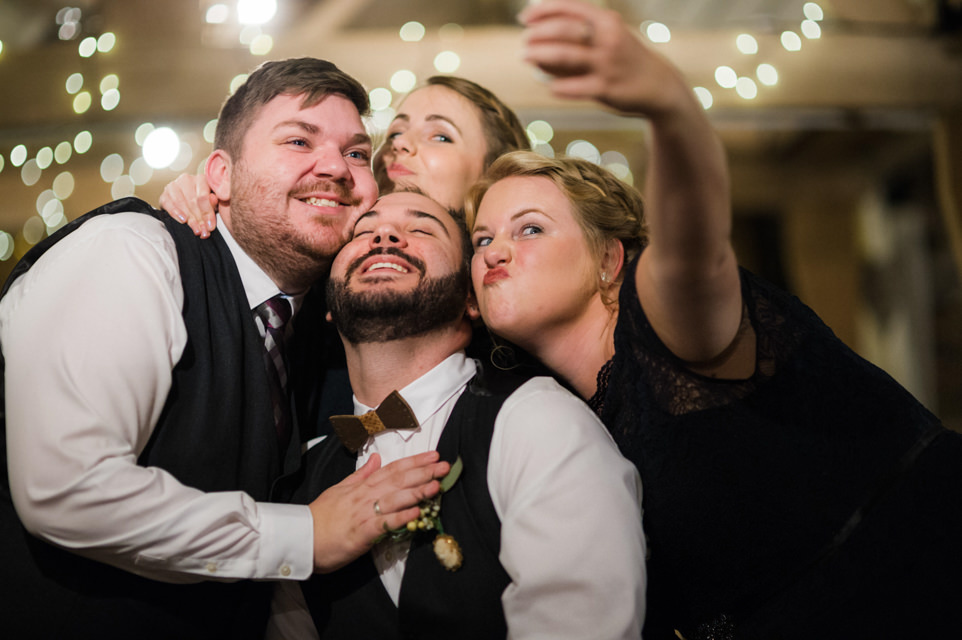 Wellington Barn fun weddings