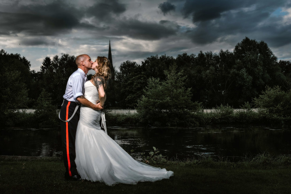 Rose and Crown wedding photography