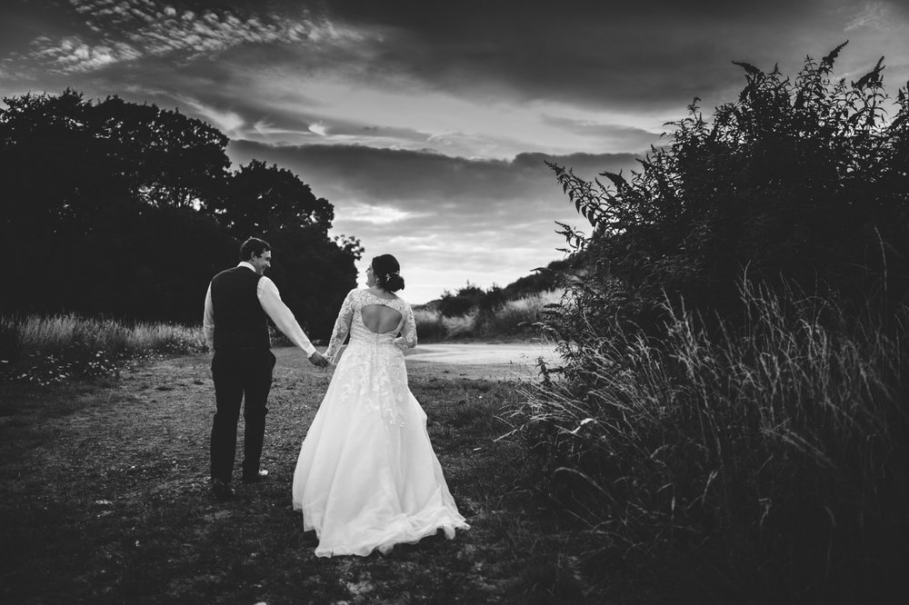 wick bottom barn weddings
