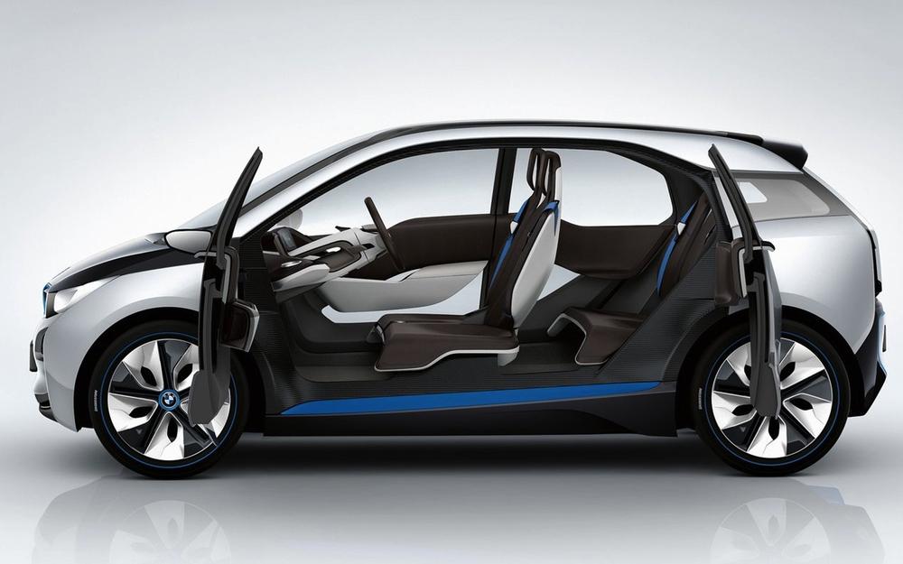 BMWi3 + Josh Hartnett