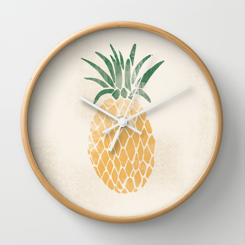 Click through for wall clocks