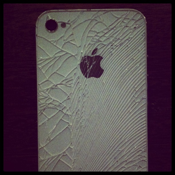 #broken  (Taken with  instagram )