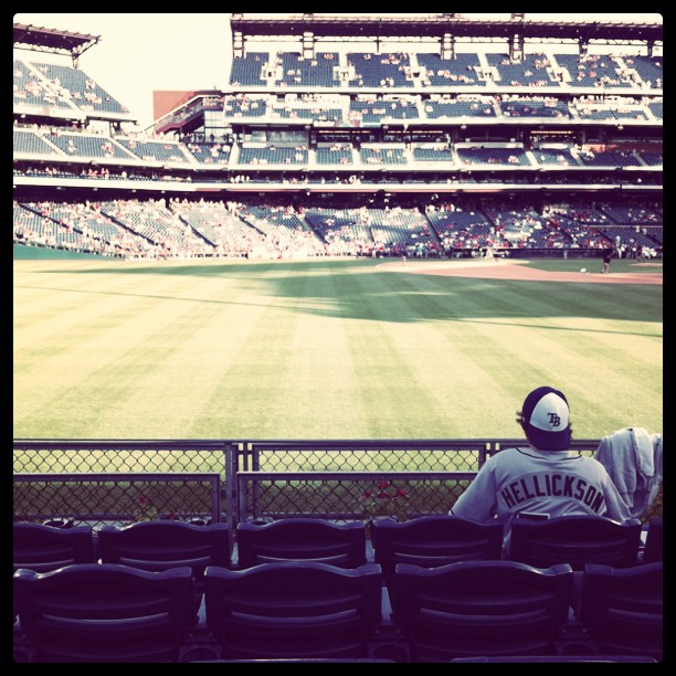 Love my seats.  (Taken with  instagram )
