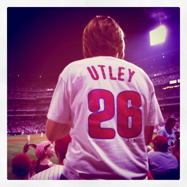 #Philliesgame #baseball (Taken with Instagram at Citizens Bank Park)