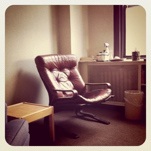 #shrink chair  (Taken with  instagram )