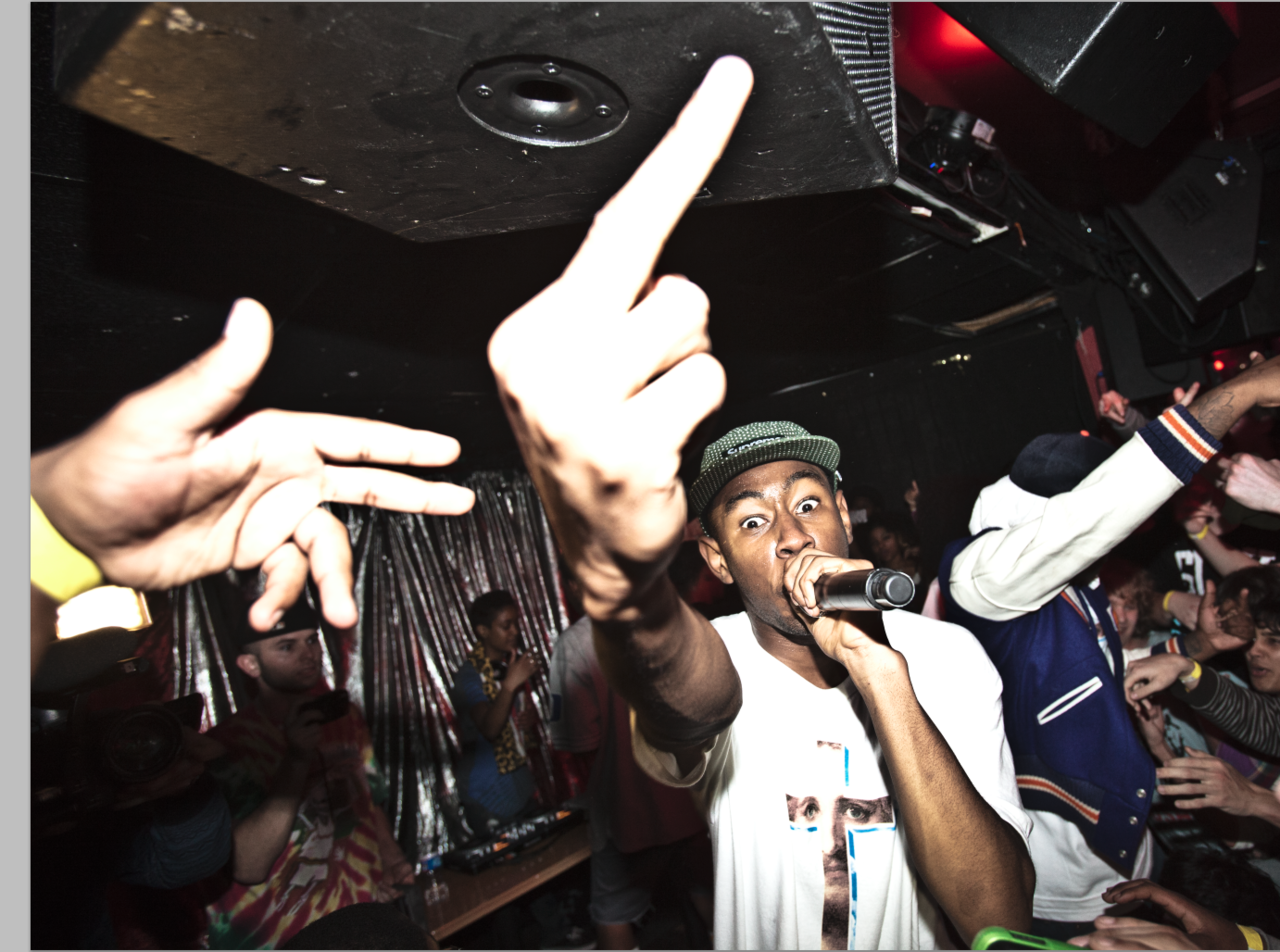 Odd Future - Barbary, Phila.