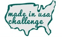 Made in the USA Challenge Ethical Fashion