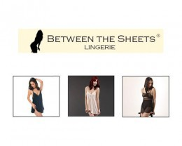 Between the Sheets Ethical Organic Lingerie