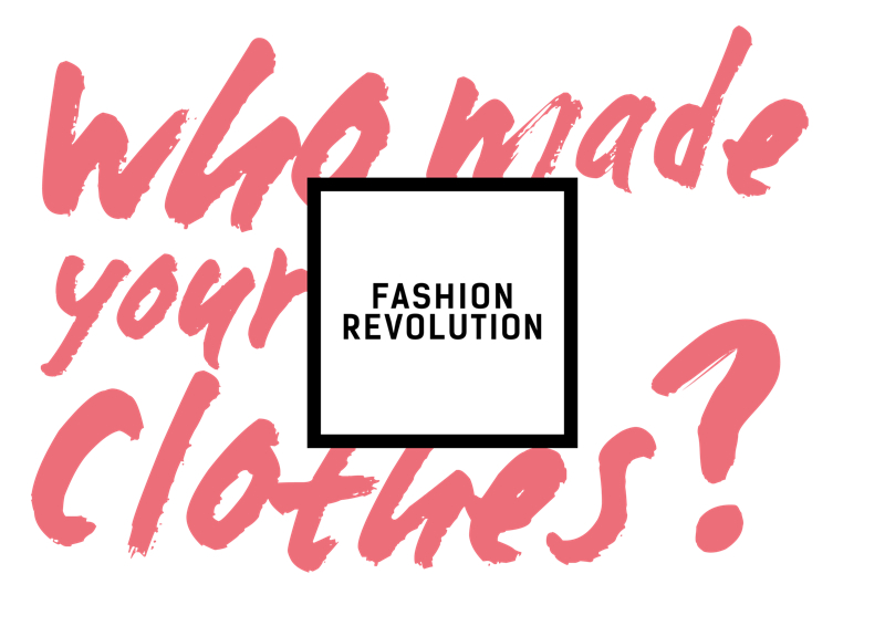 Fashion Revolution Day | thenotepasser.com