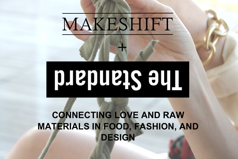 Connecting Love and Raw Materials at Makeshift | thenotepasser.com
