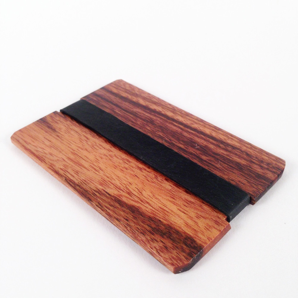 GRAINSTACK WALLET - Mora Wood