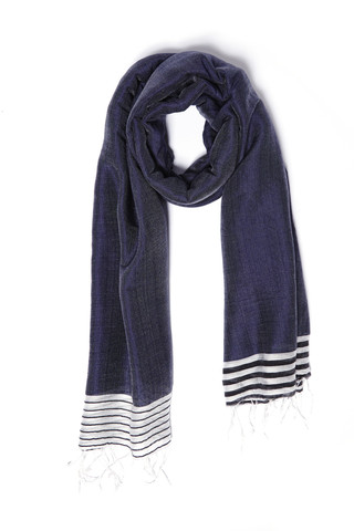 Faire Collection BARDOT STRIPED SCARF