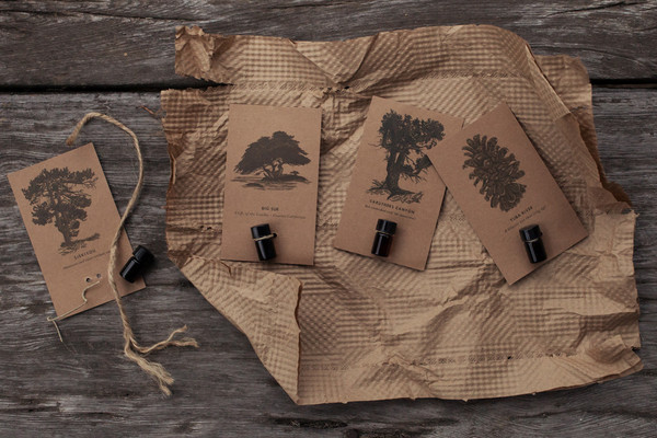Juniper Ridge BACKPACKER'S COLOGNE SAMPLE KIT