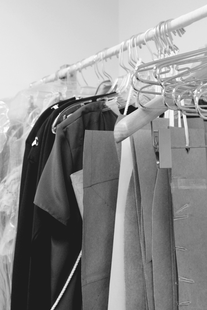 Daniel Silverstein Talks Zero Waste Fashion | thenotepasser.com