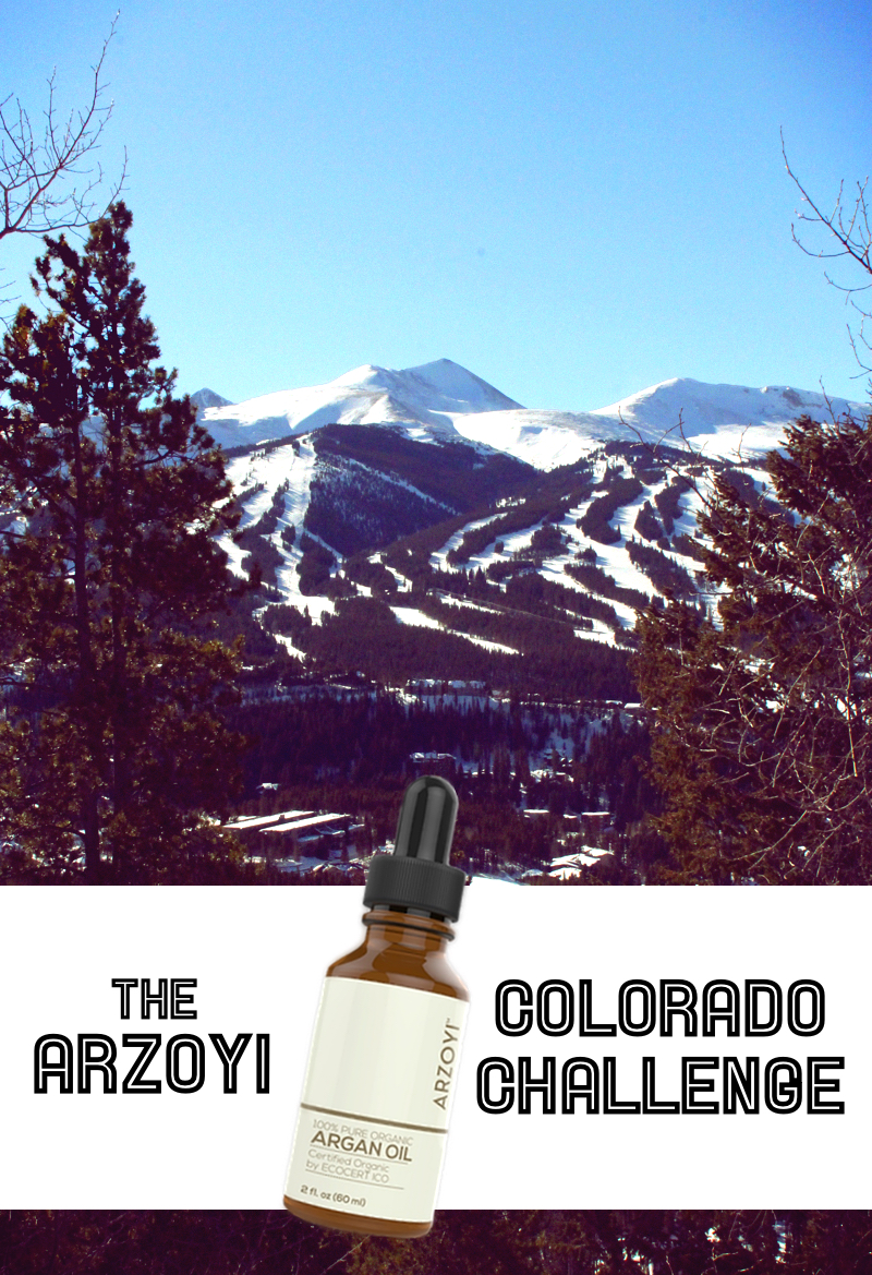 The Arzoyi Colorado Challenge | thenotepasser.com
