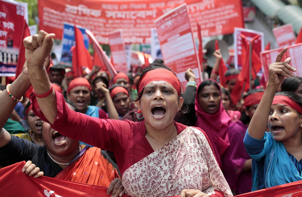 Bangladesh May Day
