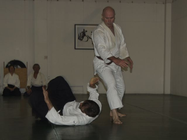 My Aikido Black Belt Test
