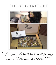 Lilly Ghalichi iPhone Case