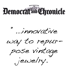 Democrat and Chronicle features Elegantly Untamed
