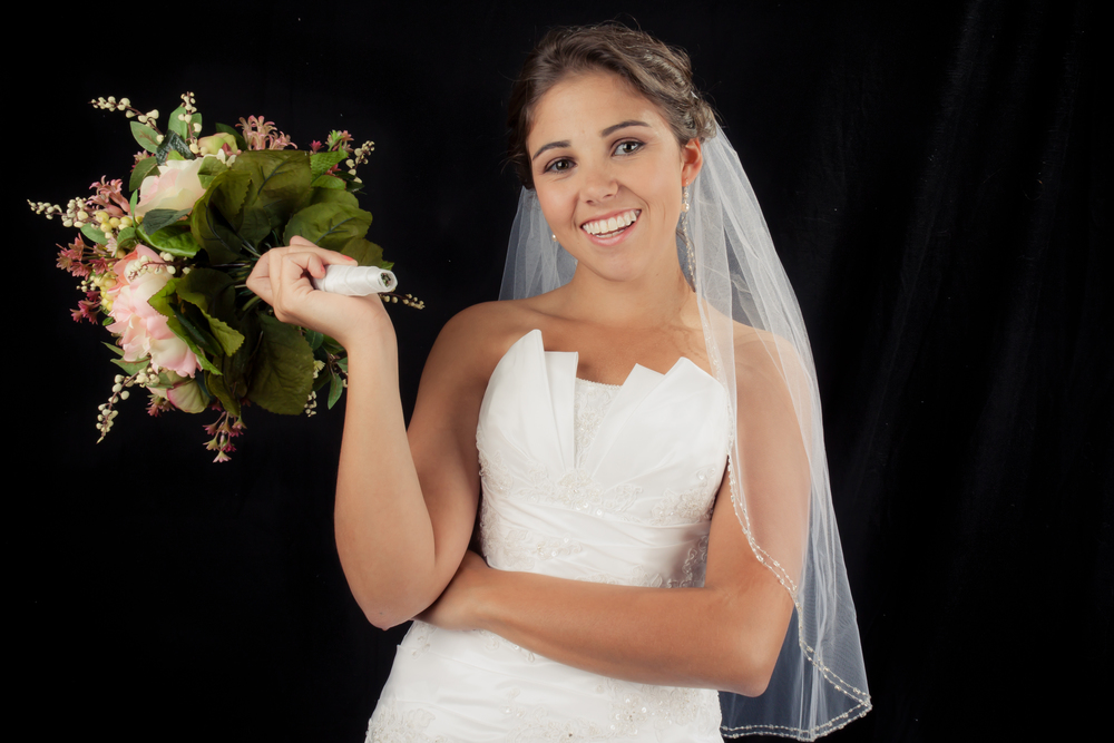 Lumberton bridal photographer