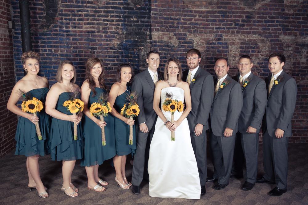 Wake Forest wedding photographer