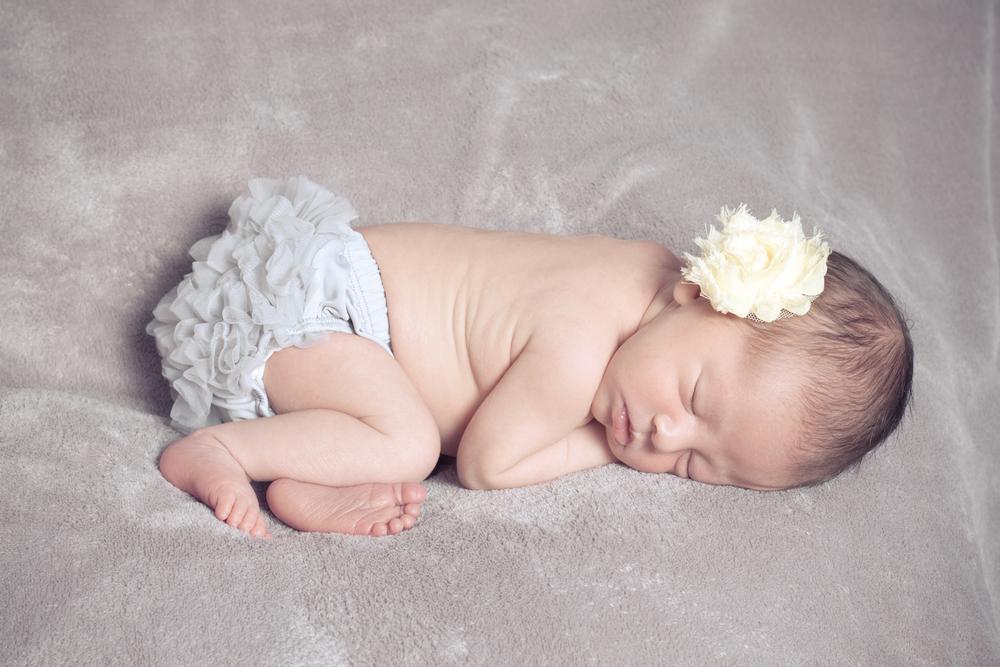 Winston Salem newborn baby photographer