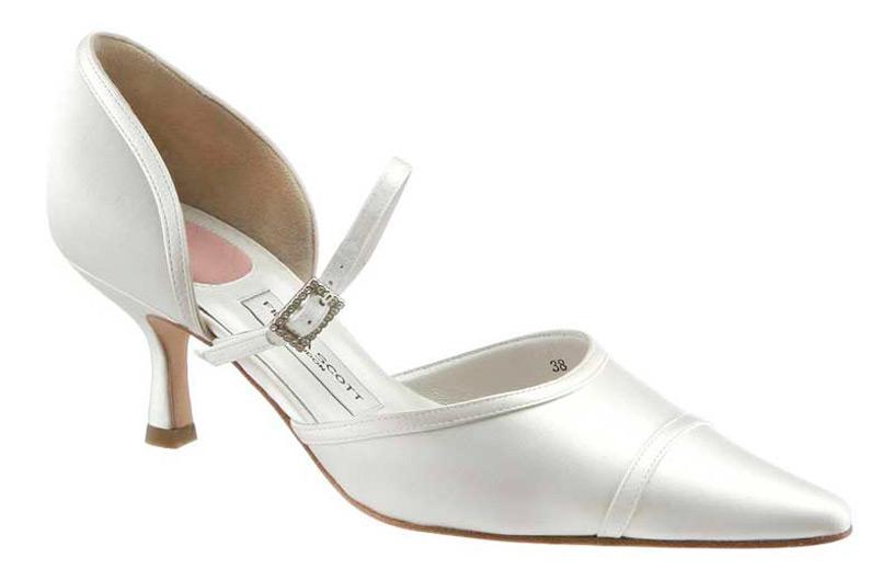 Filippa Scott Bridal Shoes