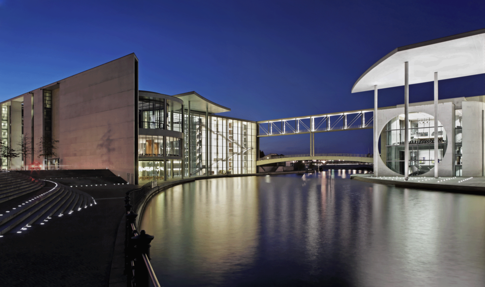 Marie-Elisabeth Lüders Haus, Berlin, Germany