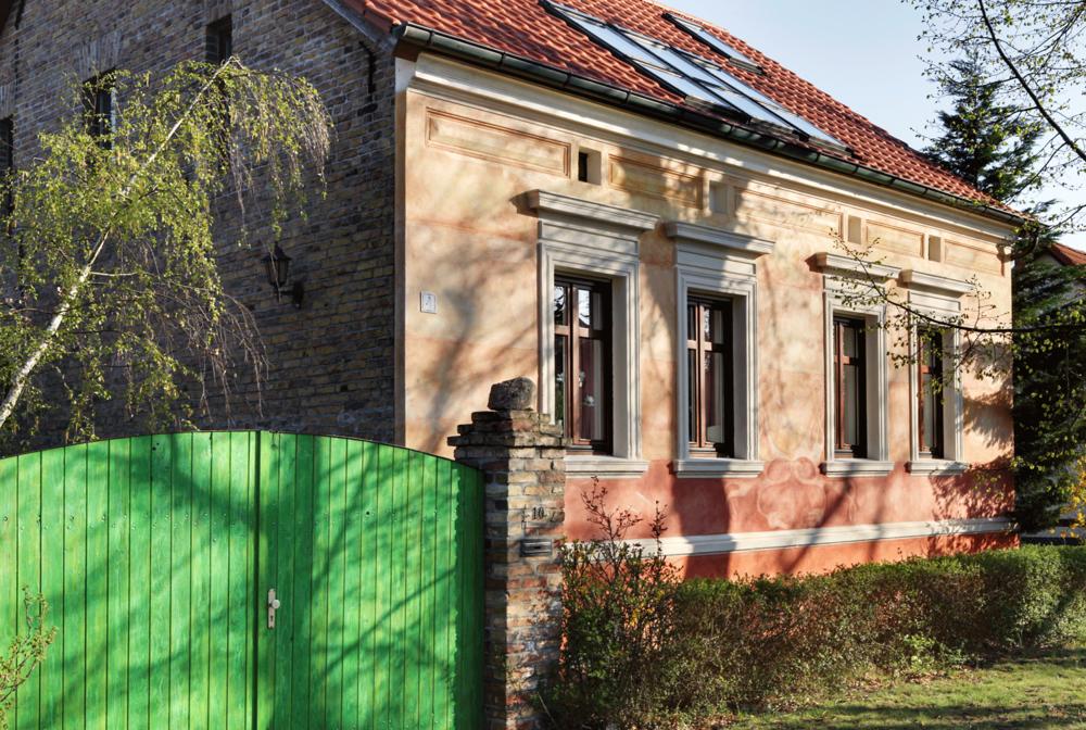 House Renovation, Gröben, Germany