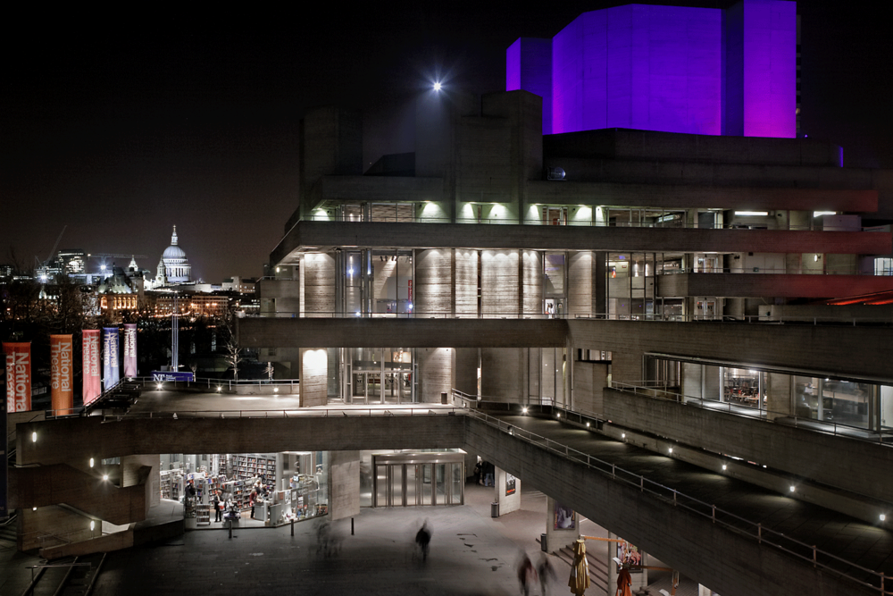 National Theater, London, UK