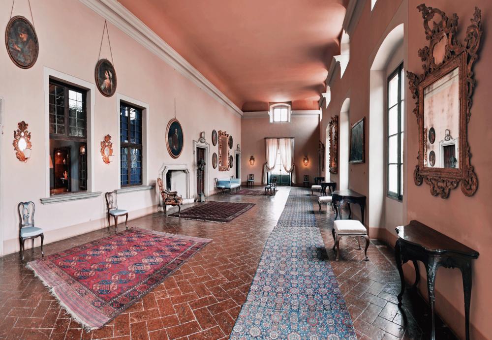 Palazzo Monti della Corte, Franciacorte, Italy