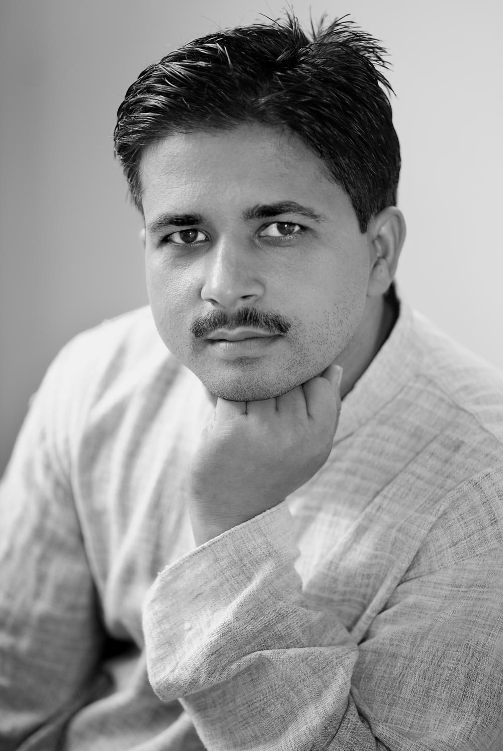 Gyan Prakash, Banares, India