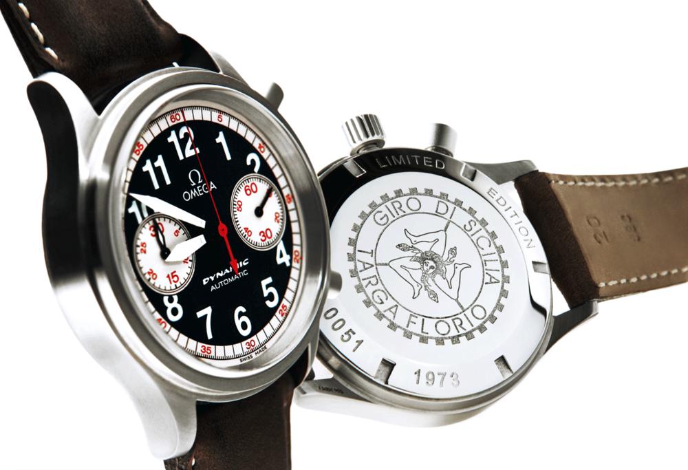 Omega Targa Florio Watch