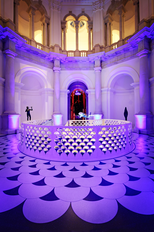 Rotunda, Tate Britain, London, UK