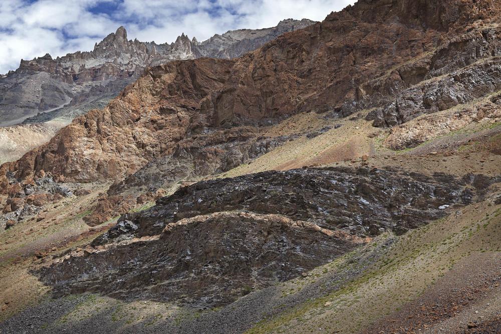 Zanskar landscape, Ladakh, India