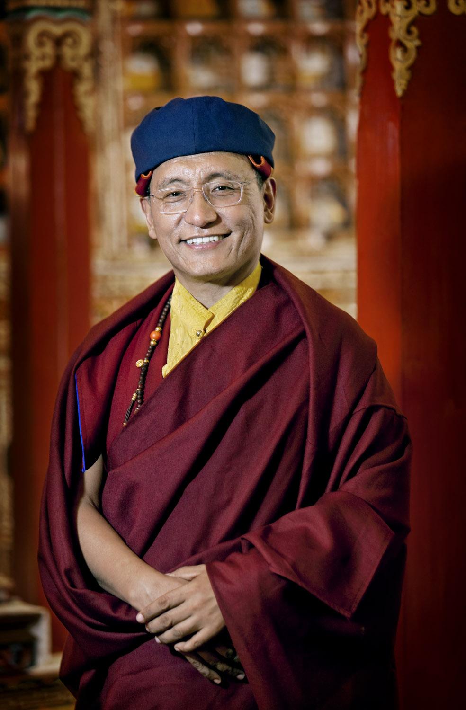 H.H. the Gyalwang Drukpa, Hemis Monastery