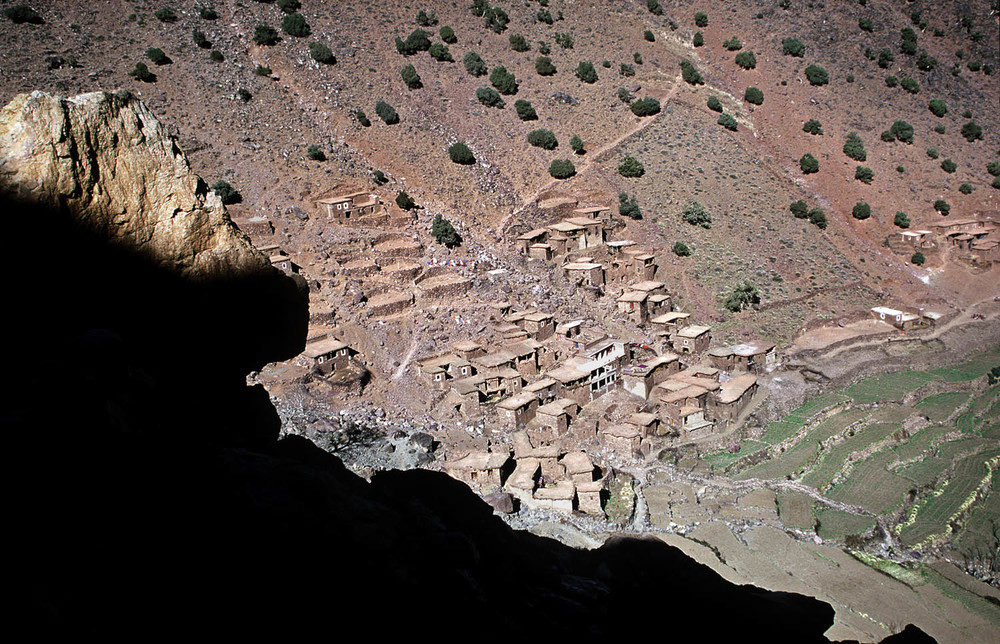 Iabassene, Atlas Mountains, Morocco