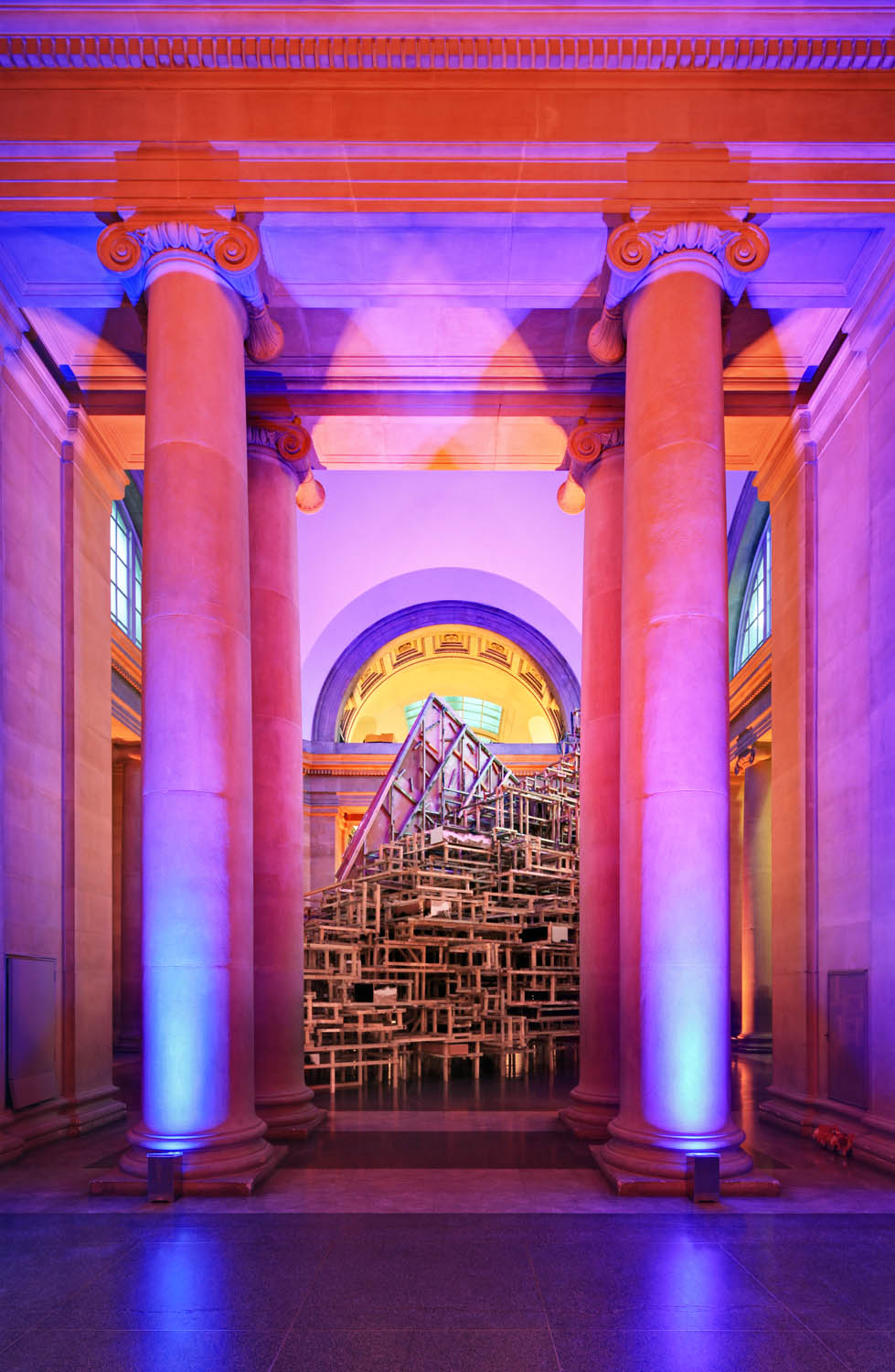 Event at Tate Britain for Embraer, London